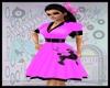 W ! 50's Poodle Dress