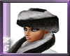 MS CHINCHILLA FUR HAT