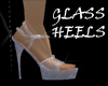 |CS| Glass Heels - Bling