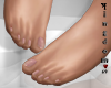 Natural and real feet 3