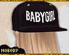 ! Babygirl Snapback