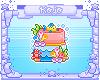 Pre. | Ariel Cake