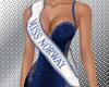 Miss Norway sash