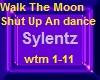 Walk The Moon Shut up