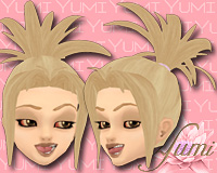 Rika - Champagne blonde