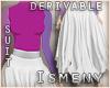 [Is] Med Top + Skirt Drv