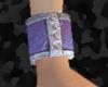 Purple Emotion Bracelet