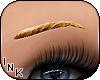 I| Eyebrows Short Lt Brn