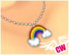 *Anime* Rainbow Clouds