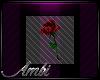 Humanity Rose Badge