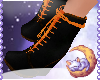 |M| Queen Pumpkin Shoes