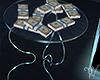 Vegas Money Table
