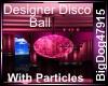 [BD] Designer Disco Ball