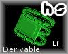 [HS] Wide Bracelet V1 F