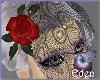 EDEN Gothic Rose Veil