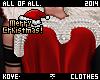 Christmas Fur Top