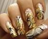 Gold Shine NAILS