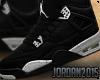 G# Air Jordan Tech Grey.