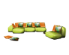 Dino Baby Poseless Couch
