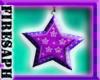[F] starsy star earrings
