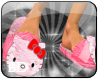 *Hello Kitty Slippers*