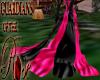 GR Hot Pink burles Tails