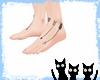 Tattoo Feet Arrow