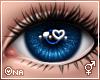 ! Blue Sparkly Eyes F/M