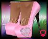! A City Heels H Pink