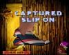 DM*CAPTURED SLIP-ONS