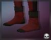 [T69Q] Deadpool shoes