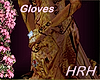 HRH Gloves Bronze