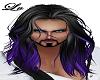 Damion Black Purple