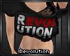 Revolution | Crop Top