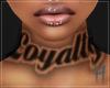 F. Cus Loyalty Tat