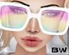 Holographic Sunglasses Q