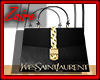 Laurent Bag Black