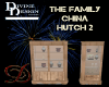 DD*FAMILY CHINA HUTCH 2