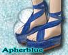 [AB]Blue Jeans Sandals