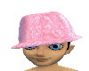 Pink Fur Hat