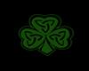 Lucky Celtic Shamrock