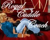 Royal cuddle couch #3