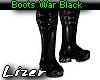 Boots War Black / Vader