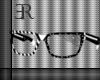 black'n white glasses~ER