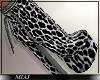 !M! Leopard boots fall