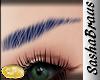 S ! Azurite brows.