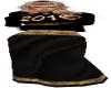 Black Gold Skirt