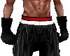 Black Boxing Gloves M/F