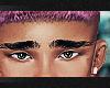 M. sad eyebrows