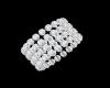 Bracelet R White Diamond